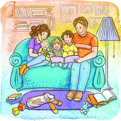 Читать вместе с ребенком: почему это так важно?